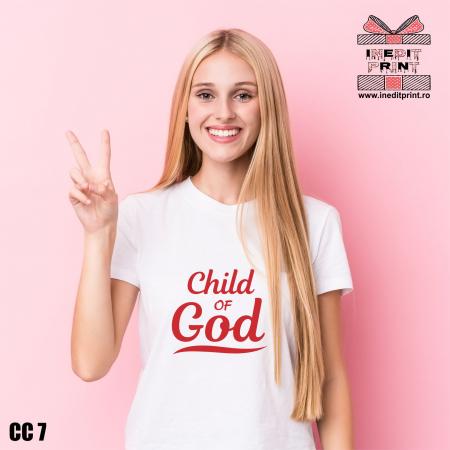 Tricou Child of God CC71