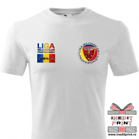 Tricou LMP - Asociația Liga Militarilor Profesioniști0