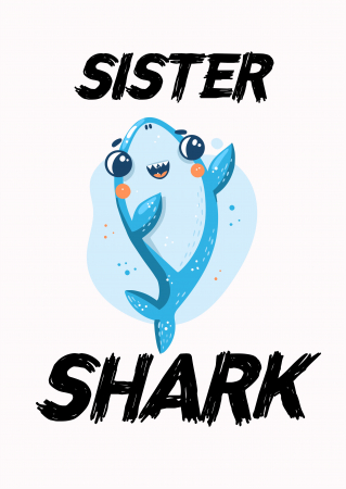 Tricouri Familie Baby Shark TA125