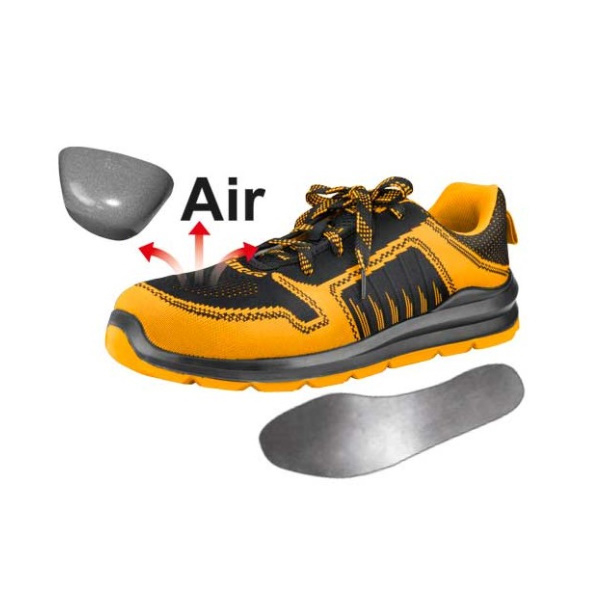 Pantof de protectie S1P 0