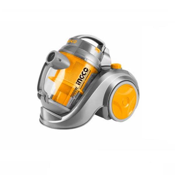 Aspirator fara sac, Turbo-Cyclonic, 2000 wati 2,5 l Filtru HEPA - INGCO VC20258 3