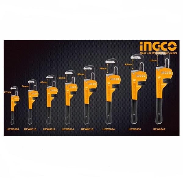 """Cleste mops 12"""" 300mm - INGCO  HPW0812 1"""