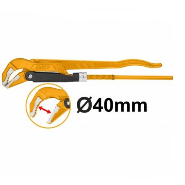 Cleste, mops model suedez 1'', 40mm [0]