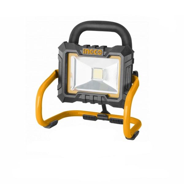 Proiector 20w cu acumulator extern 1500 Lumeni 0