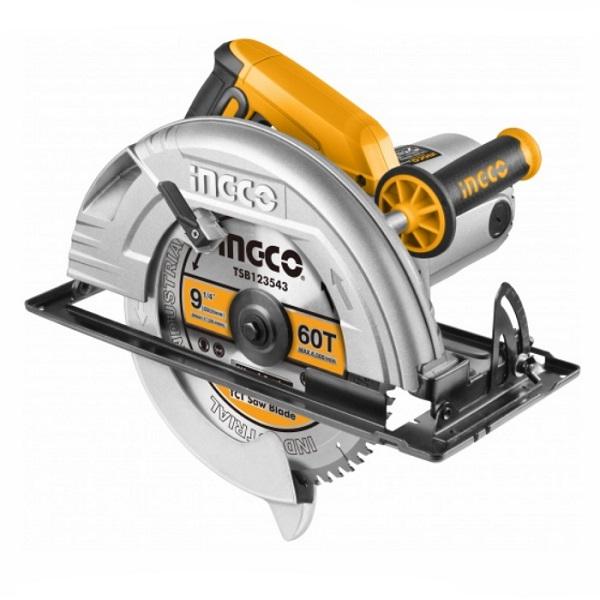 Fierestrau circular de mana, 235mm, 2200W 0