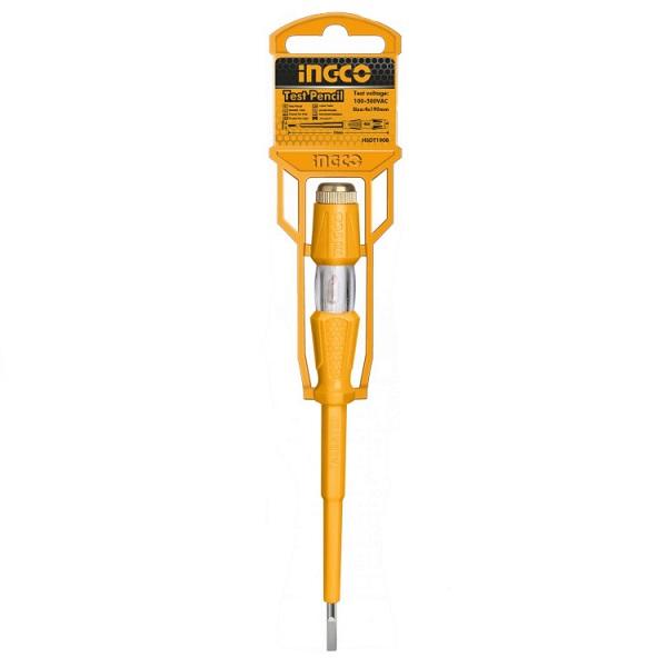 Surubelnita pentru electricieni, pentru control tensiune AC, 100-500 V 0
