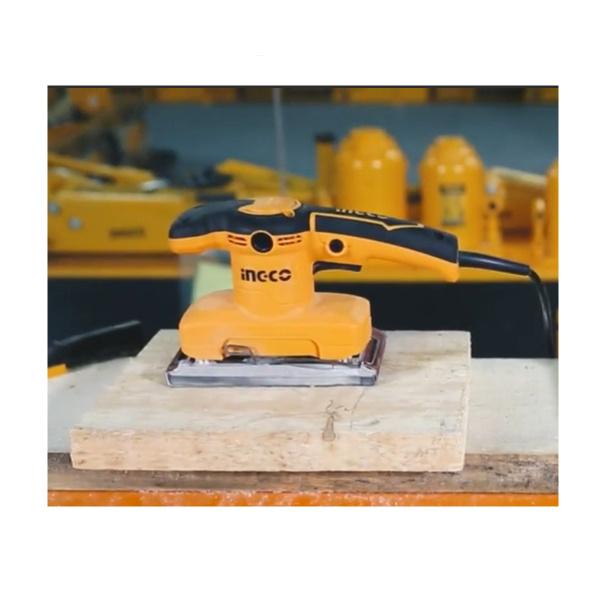 Masina de sefluit cu vibratii 320w, talpa 180mm x 90mm 2