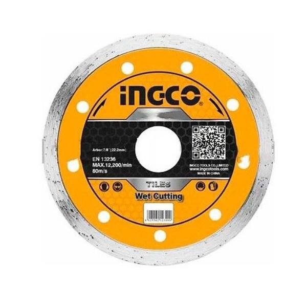 Disc diamantat continu, 125mm, 180mm, 230mm - INGCO 1