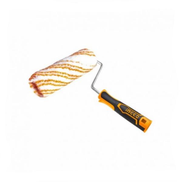 Rola trafalet fibra 255 mm industrial, suprafete aspre, dure 0