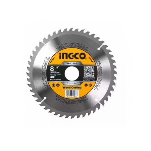 Disc, panza cu vidia, 210mm x 30mm, 48 dinti 0