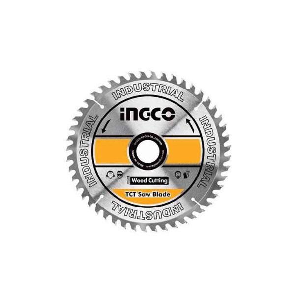 Disc, panza cu vidia, 235mm x 30mm, 40 dinti - INGCO  TSB123525 2