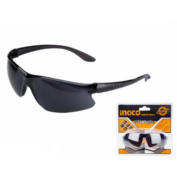 Ochelari de protectie cu lentile fumurii 0