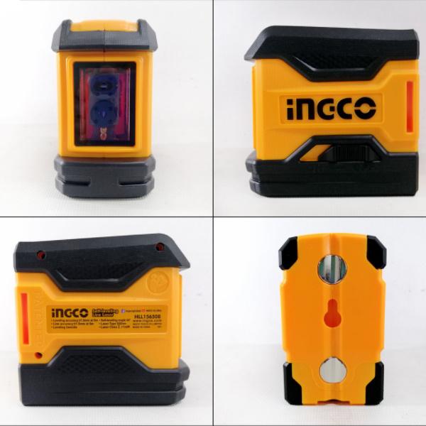 Nivela laser multifunctionala - INGCO  HLL156508 1