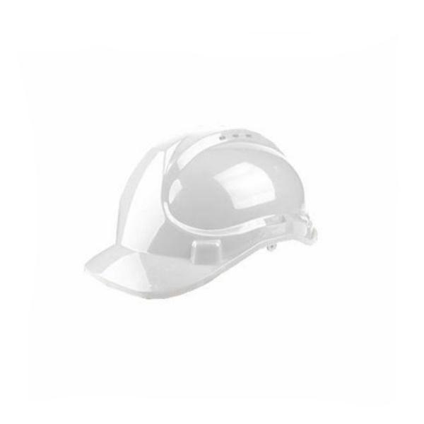 Casca protectie alb, Good Safe, sistem de aerisire, suspensie in 8 puncte 1