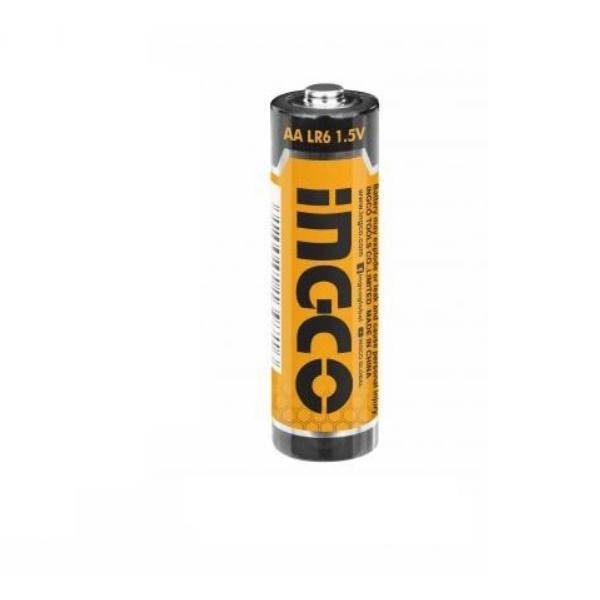 Baterii alcaline 1.5V, AA, LR6 - INGCO HAB3A01 - INGCO HAB2A01 2
