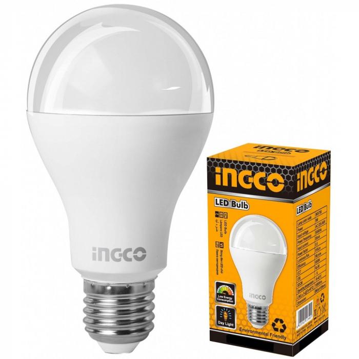Bec LED E27, 14W, 230V - INGCO HLBACD2141 [0]