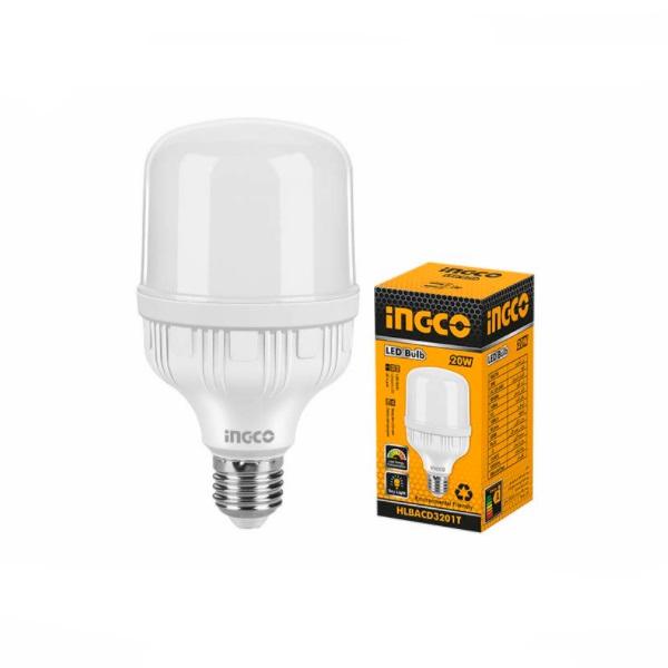 Bec LED E27, 30W, 230V - INGCO HLBACD3301T 0