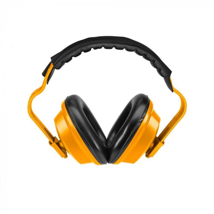Casti protectie urechi, antifoane - INGCO HEM01 [0]