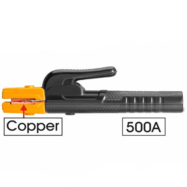 cleste electrod portelectrod 500 A INGCO 1