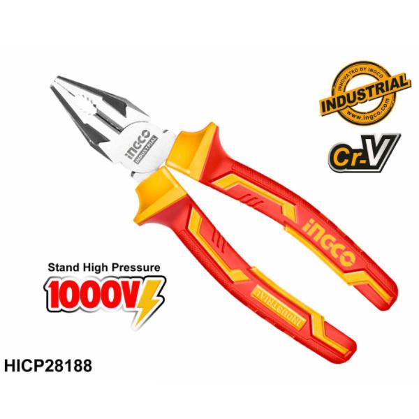 Cleste patent universal 1000V, 7  180mm, tip E - INGCO HICP28188 0