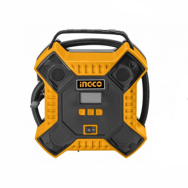 Compresor AUTO 12V 35 lmin + accesorii PROFI - INGCO AAC1601 1