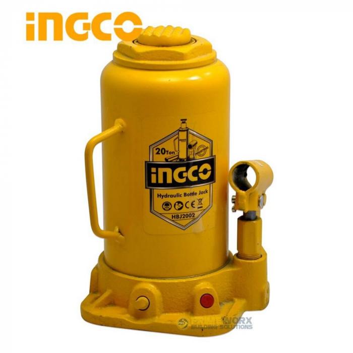 Cric hidraulic 20T - INGCO HBJ2002 [0]