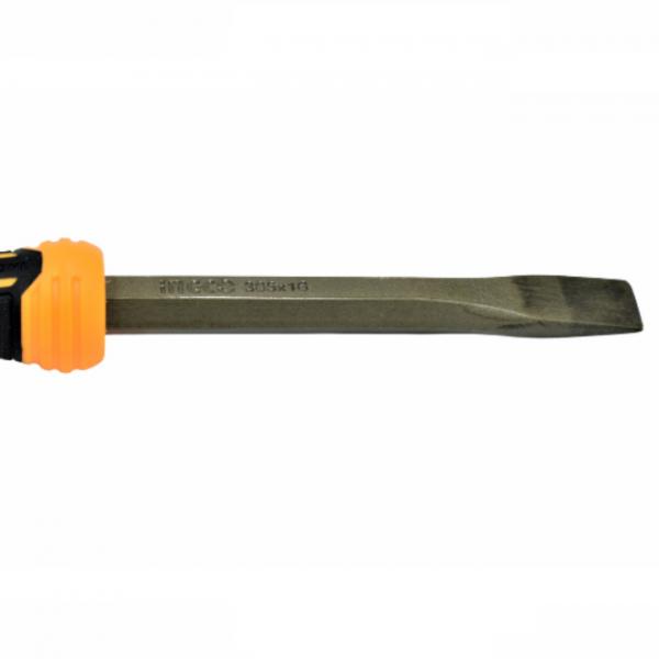 Dalta plata, dreapta maner ergonomic protectie, 305mm, PROFI - INGCO HCCL851916 3