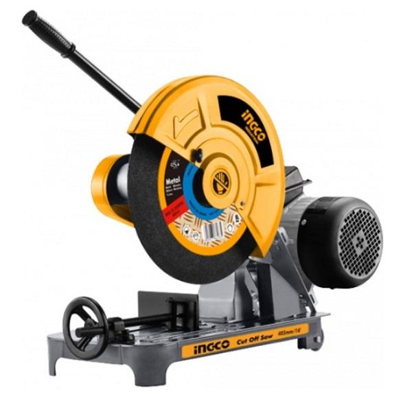 Debitor de metale cu disc abraziv, 405mm, 3000W - INGCO  COS4051 0