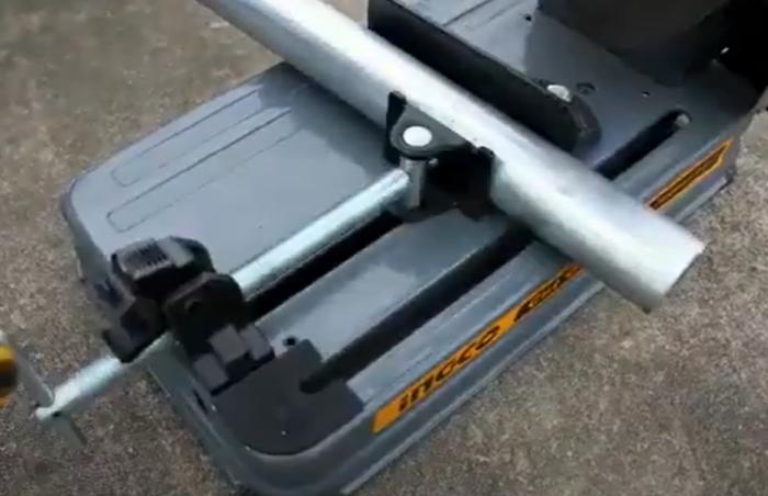 Debitor de metale, fierastrau cu disc abraziv, 355mm, 2350W [2]