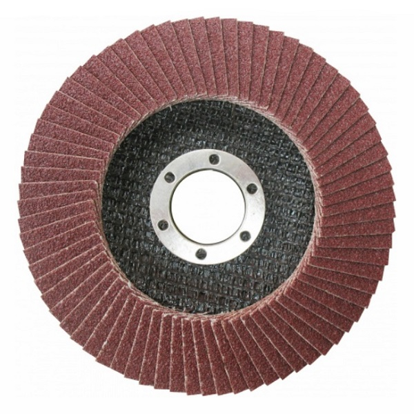 Disc abraziv lamelar pentru metal 115mm P40, P60, P80 1