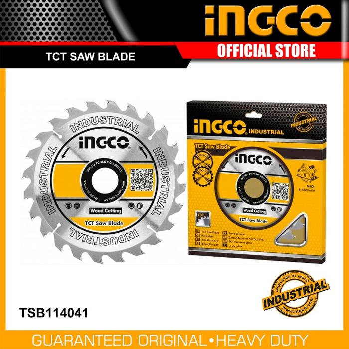 Disc, panza cu vidia, 140mm x 25.4mm, 24 dinti - INGCO TSB114041 [1]