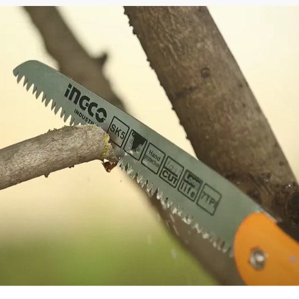 Fierastrau pliabil de mana, 180mm - INGCO HFSW1808 2