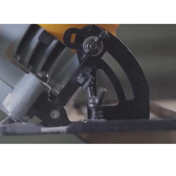 Fierestrau circular de mana, 185mm, 1600W - INGCO CS18568 2