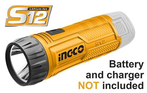 Lanterna pe acumulator 12v - INGCO CWLI1201 [0]