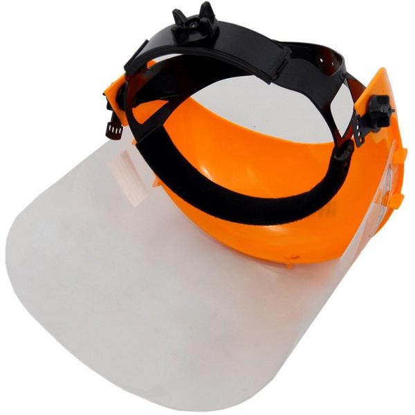 Masca de protectie ajustabila pentru frunte, cu viziera transparenta - INGCO HFSPC01 [2]