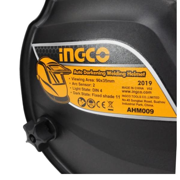 Masca de sudura automata, retractabila - INGCO AHM009 7