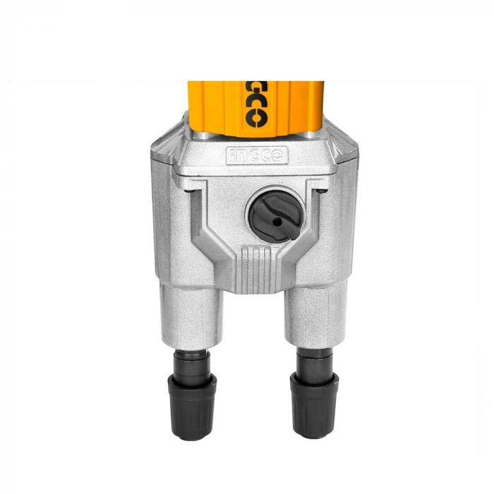 Mixer, amestecator dublu, pentru adezivi, mortar, 1800 W - INGCO MX218008 [1]