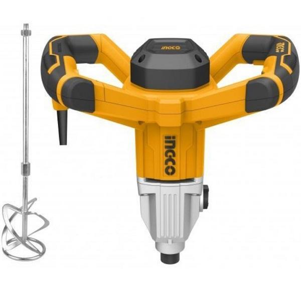 Mixer, amestecator pt. adezivi, mortar,1400W - INGCO MX214008 [2]