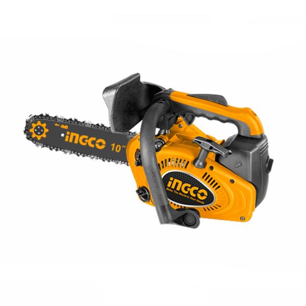 Motofierastrau cu lant, drujba 25.4cc (o singura mana ) - INGCO GCS5261011 [0]