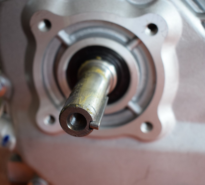 Motor benzina 6,5CP 4 timpi, universal, OHV - INGCO GEN1682 [3]