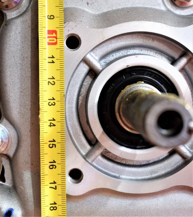 Motor benzina 6,5CP 4 timpi, universal, OHV - INGCO GEN1682 [2]