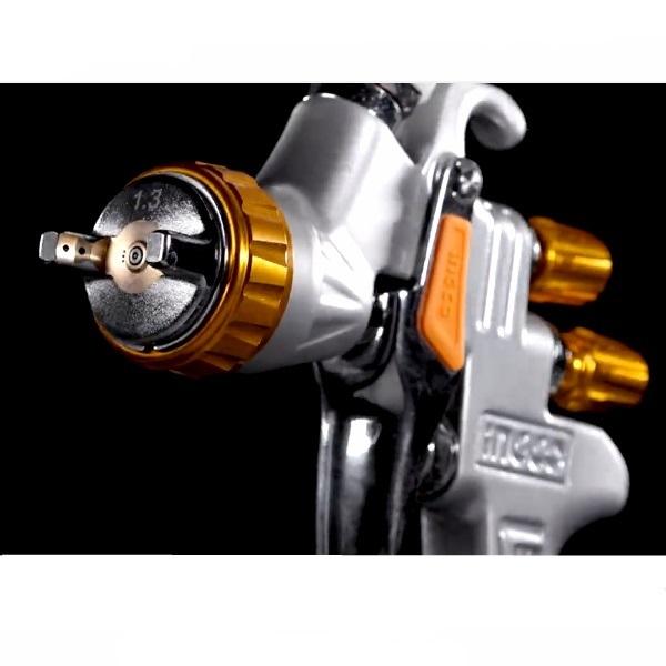 Pistol de vopsit cu rezervor superior, LVMP, Profesional - INGCO ASG1065 10
