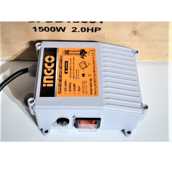 Pompa apa murdara cu tocator si flotor 1500W - INGCO SPDB15001 [2]