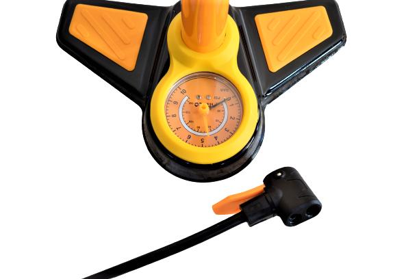 Pompa manuala de podea cu manometru - INGCO MPP3201 [1]