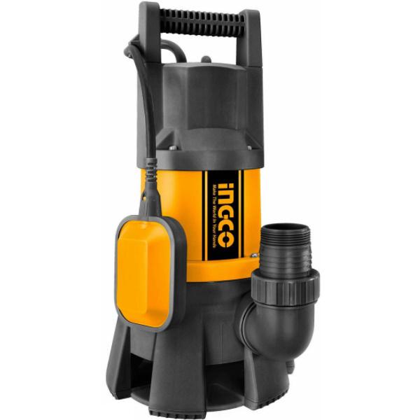 Pompa submersibila apa curata, murdara, 1000w, 333L, motor cupru - INGCO SPD10001 0