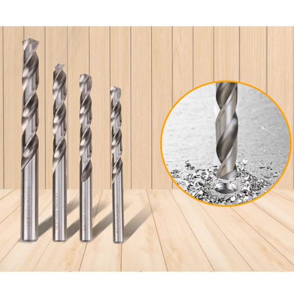 Set 15 piese de burghie PROFI pentru metal, DIN338, HSS-CO - INGCO AKDL51502 1