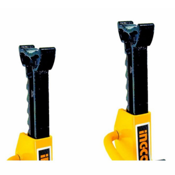Set cric suport capra auto greutate maxima 3T 2 buc - INGCO HJS0301 [1]