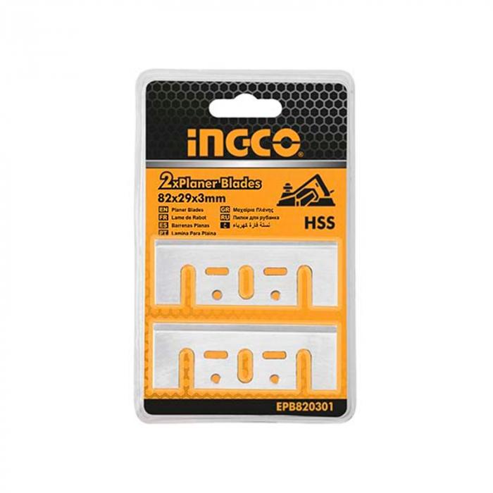 Set cutite rindea electrica - INGCO EPB820301 [2]