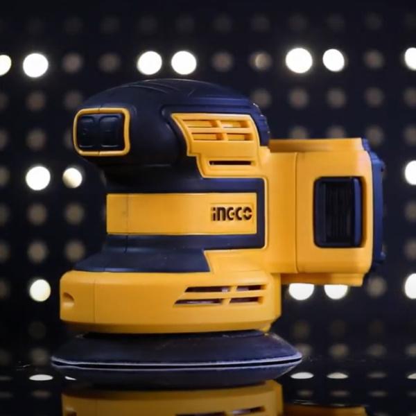 Slefuitor 20V -125mm, pe acumulator - INGCO CROSLI2001 [4]