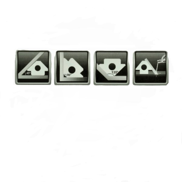 Suport magnetic pentru sudura 5'' (12,5cm) 6